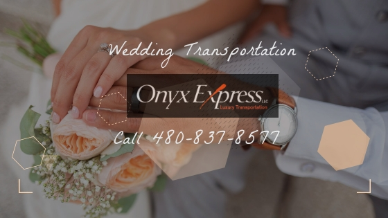 Private Transportation in Fountain Hills to Top Wedding Venues