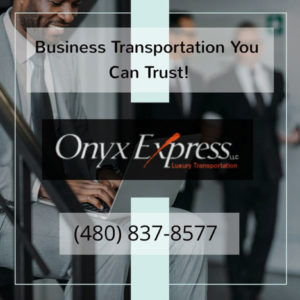 executive care service in Phoenix, Onyx Express